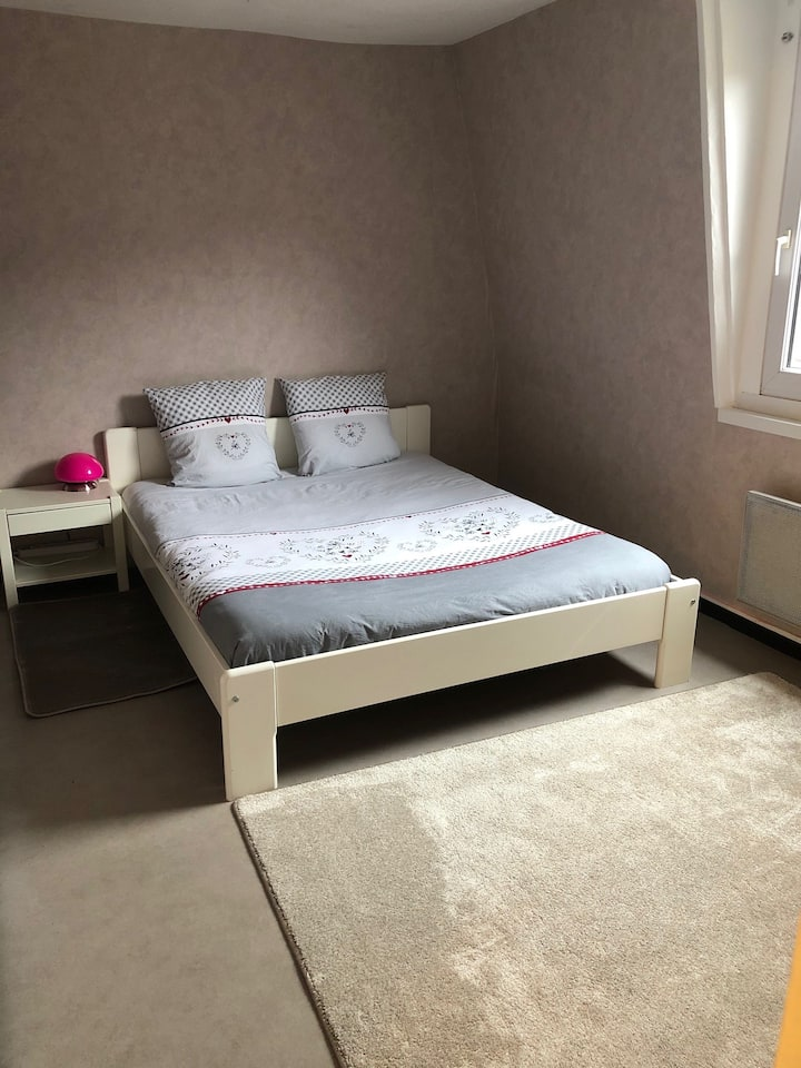 CHAMBRE DOUBLE PRES CHR LILLE