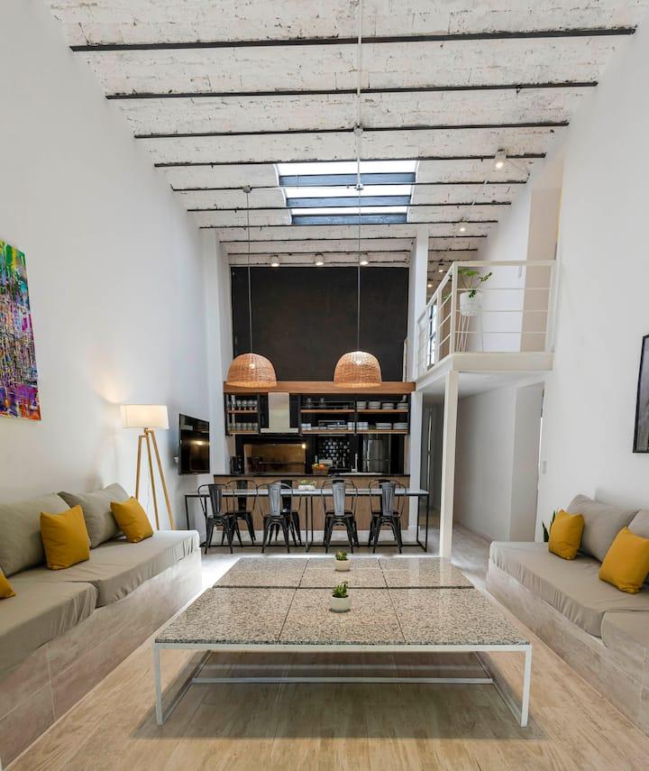 Fliphaus - 16pax House in Belgrano 6 Bd Pool & BBQ