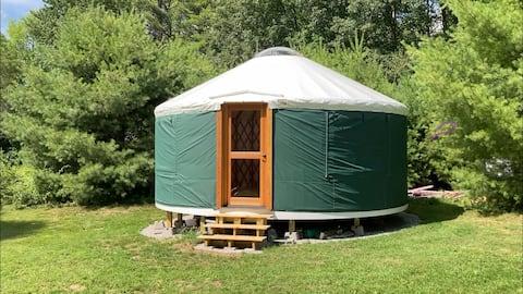 Pinedale Yurt