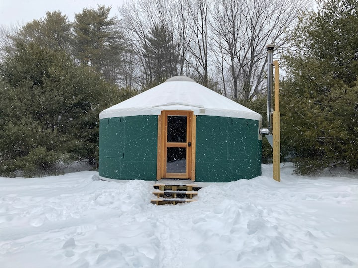 Pinedale Yurt