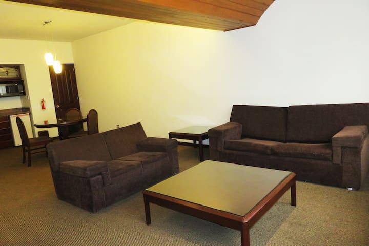 Sala amplia
