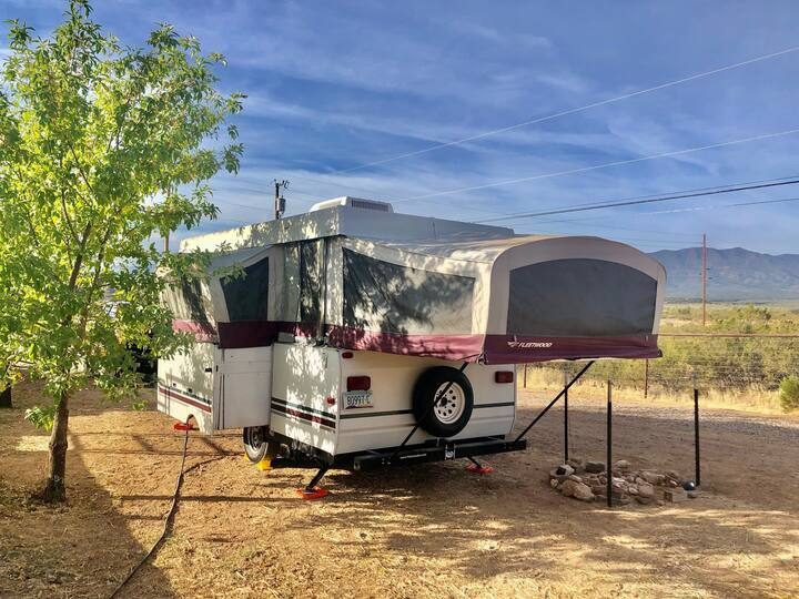 Park Your RV on My Horse Ranch & Spiritual Oasis