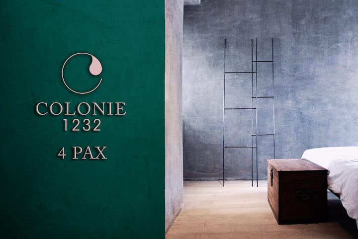 Colonie 1232 - 4 pax