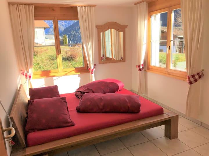 3 Zimmer Studio mit privater Sonnenterrasse