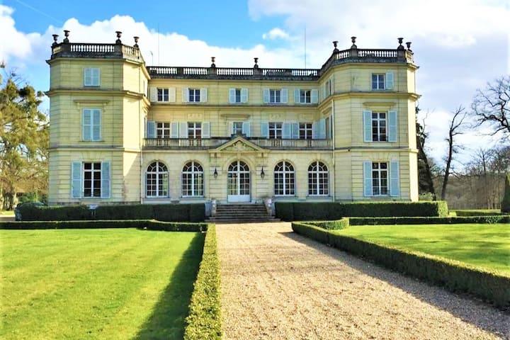 Le Château du Boulay-Morin