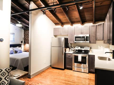 Queen Efficiency - The Lofts at Downtown Salem