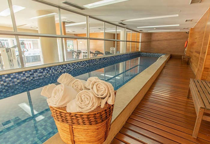 Flat Hotel Fusion Brasília Estacionamento Grátis