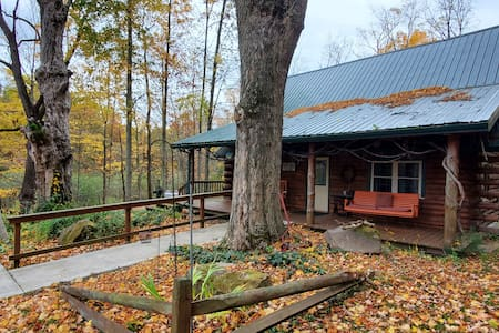 Hunters & Fishermen Welcome! Cabin in the Woods