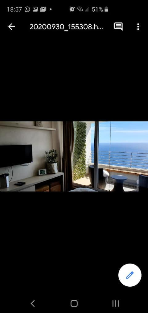 The MOST SPECTACULAR VIEW of Reñaca, Viña del Mar!!