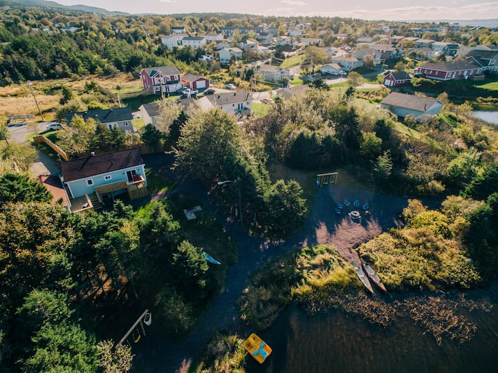 The Getaway on Conception Bay