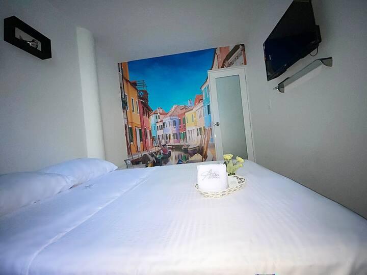 Habitación con encanto Hotel en Cúcuta