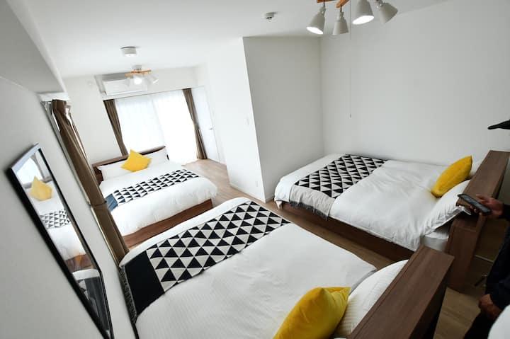 Riverside Inn Hakata 702
