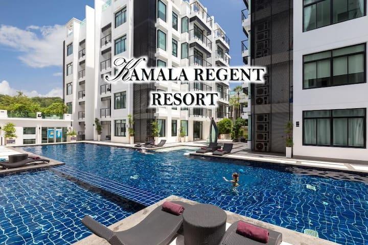 Kamala Regent Resort Studio Apartment