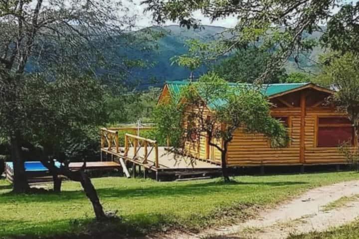 Casa de campo cabaña en Villa General Belgrano