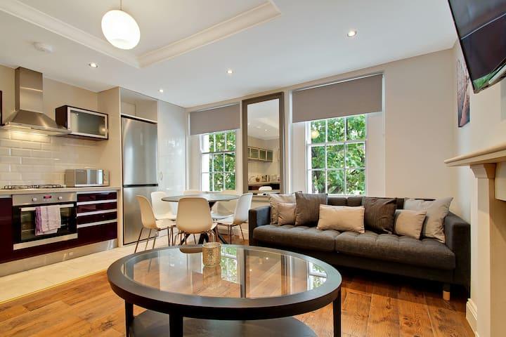 Newly Refurbished Luxury 4 Bed Apt Nr. Westfield