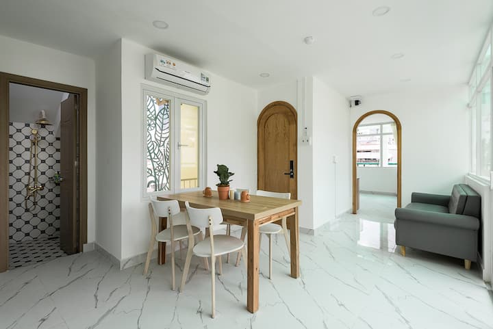 Cozrum Homes - 1BR Penthouse| Luxury Honeymoon @D1