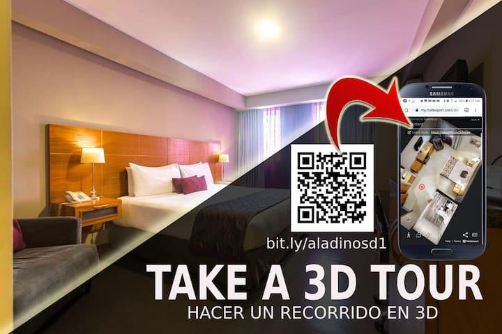 Std. Room>1 Bfast Incl>Fast Wifi>Rm Svc>Parking