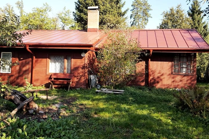lovely cabin for hideout near Riga