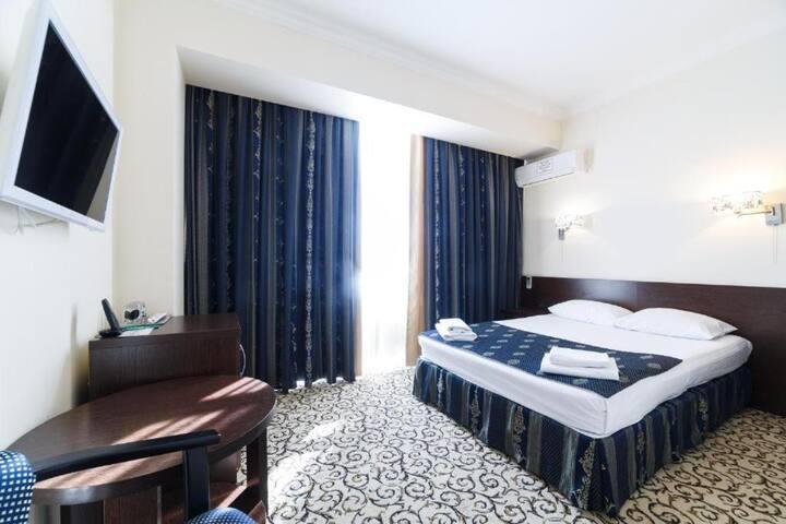 Отель Алтай - Улучшенный  с видом на горы
