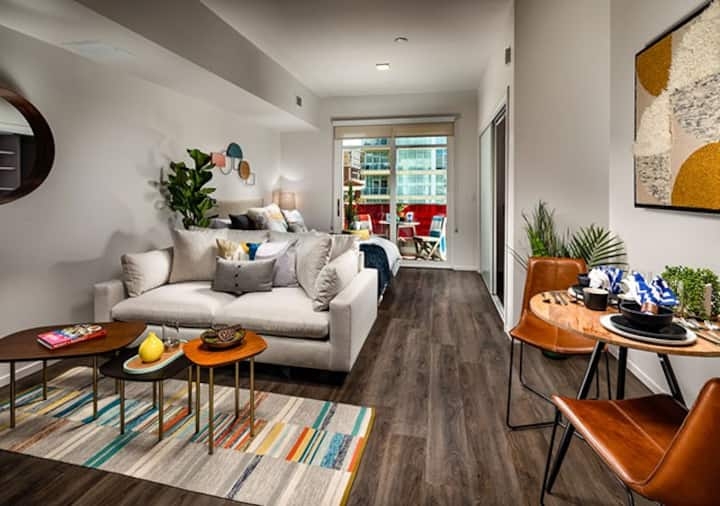 Entire apartment for you | Studio in Long Beach