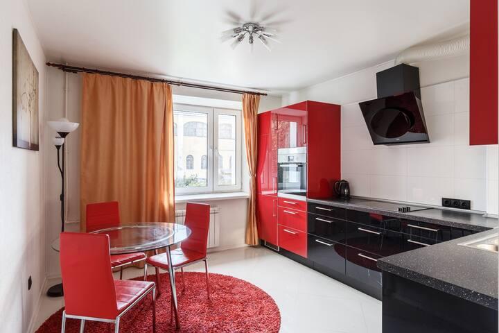 Apartment«1912»at Rostral Columns