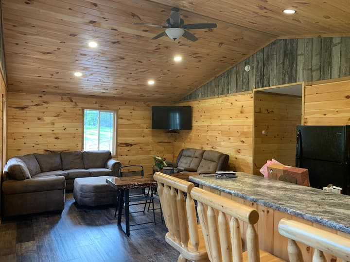 Yooper Outdoor Cabin