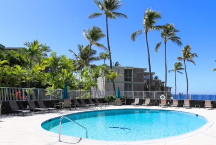 OCEAN FRONT PRIVATE CONDO w/Pool - COVID Prepared🏝