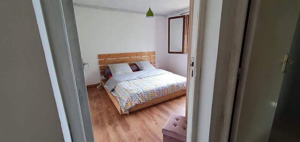Chambre 2 Literie 160/200