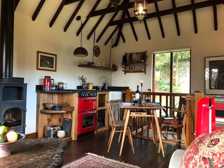 The Apple House - an exquisite bohemian retreat