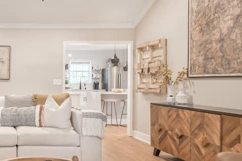 Eight 11 Homes • Stylish & Spacious Home Near ATL