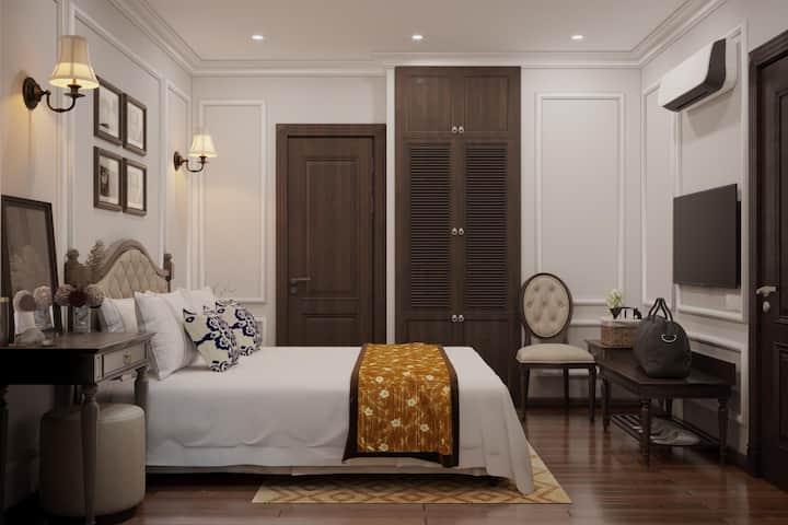 Entire floor/3BRs/cozy luxury boutique-Paddy Hotel