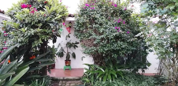 Estancia El Paraíso 3 - Habitación con baño p/ 3px