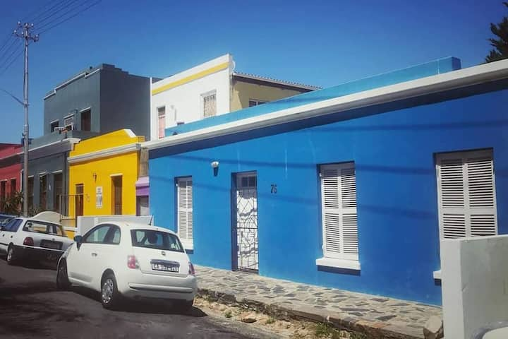 Authentic stay in Bo Kaap in Cape Town