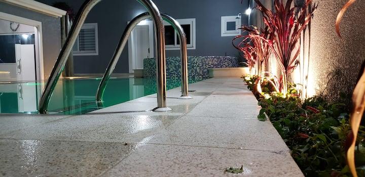 Casa c/Piscina Aquecida - Experiência Memorável