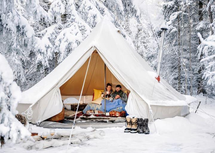 Venåsen forest camp