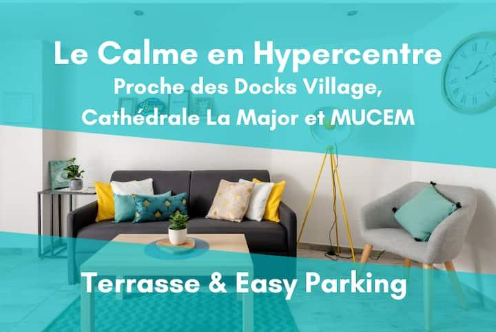 Hypercentre Joliette, Port Maritime, Docks Village