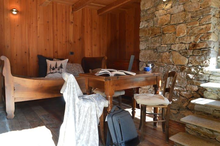 L'ambiente ideale per studiare o lavorare... O per riposare!