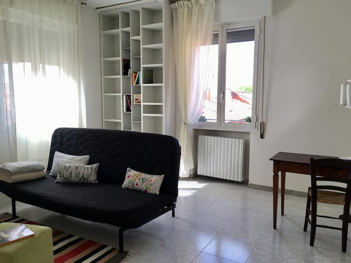 Appartamento in centro storico a Budrio