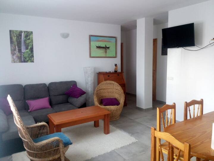 Large apartment in Puerto de Tazacorte