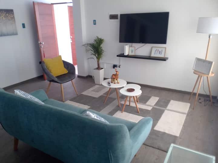 Departamento estreno condominio El Paraíso Chancay