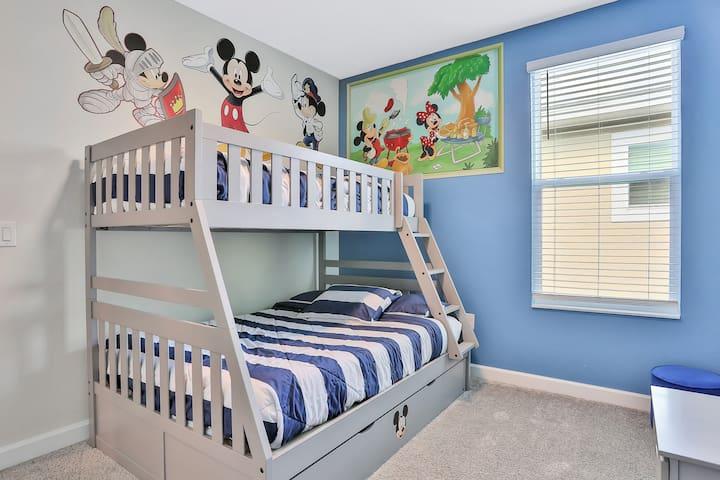 Themed Room - Disney
