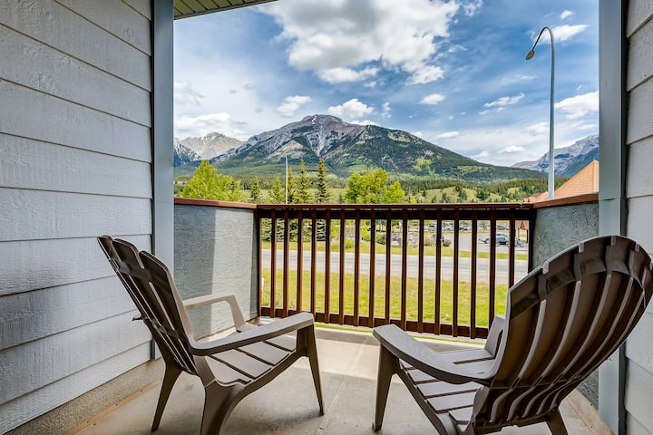 ❤❋Stylish Condo in DT Canmore - 3 BR❋❤