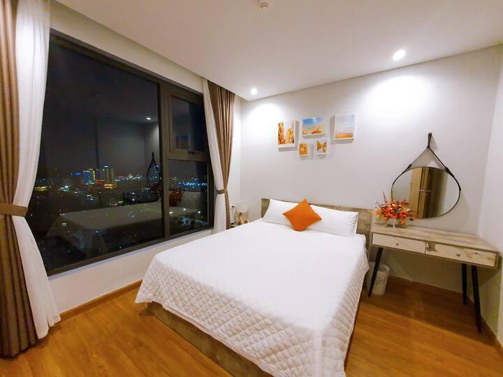 AHA Homestay - 2 BR Apartment Sea-view