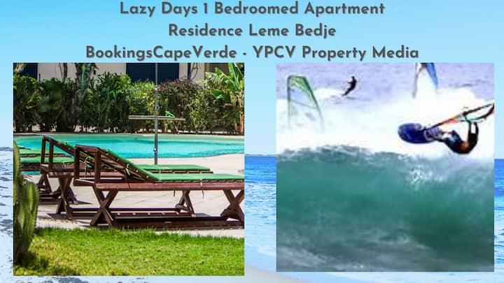 Lazy Days 1 Bed Apartment Leme Bedje Santa Maria