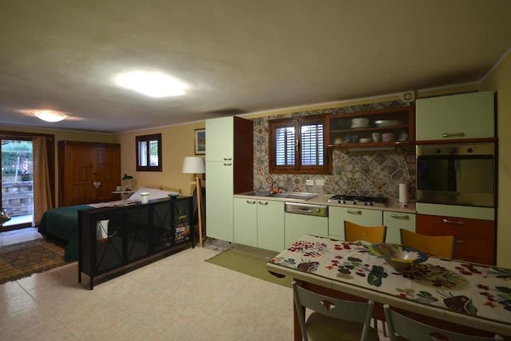 Appartamento in casa indipendente - Centro