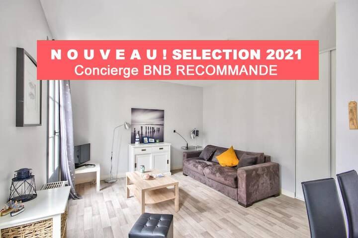 K1 Résidence BNB Express - Downtown - Honfleur