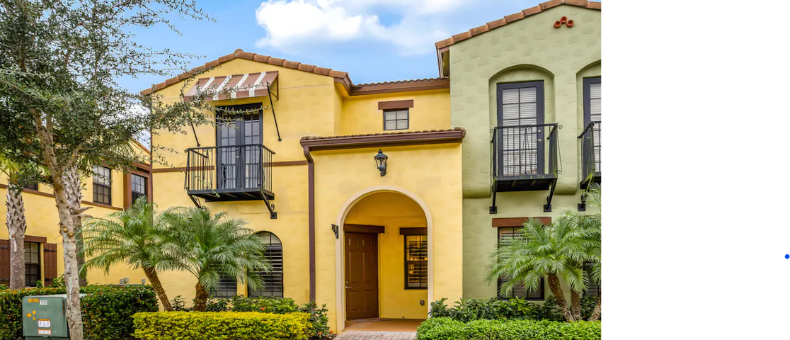 3 Bedroom End Unit in Award Winning Paseo!