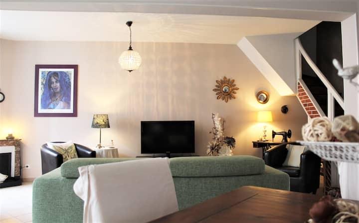 ** Charmant Cottage, aux portes de Chambord **