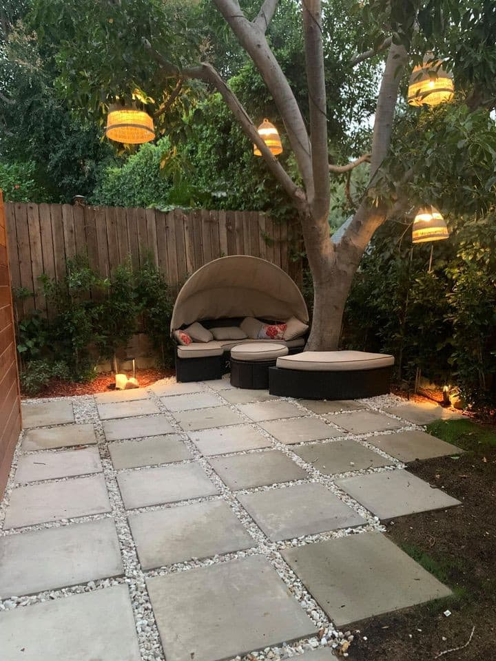Hollywood Hills E private guest house w garden