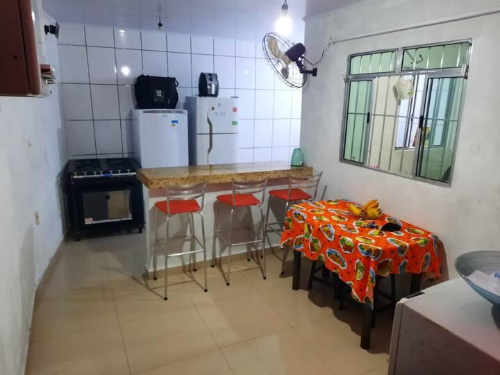 Casa temporada Guarujá
